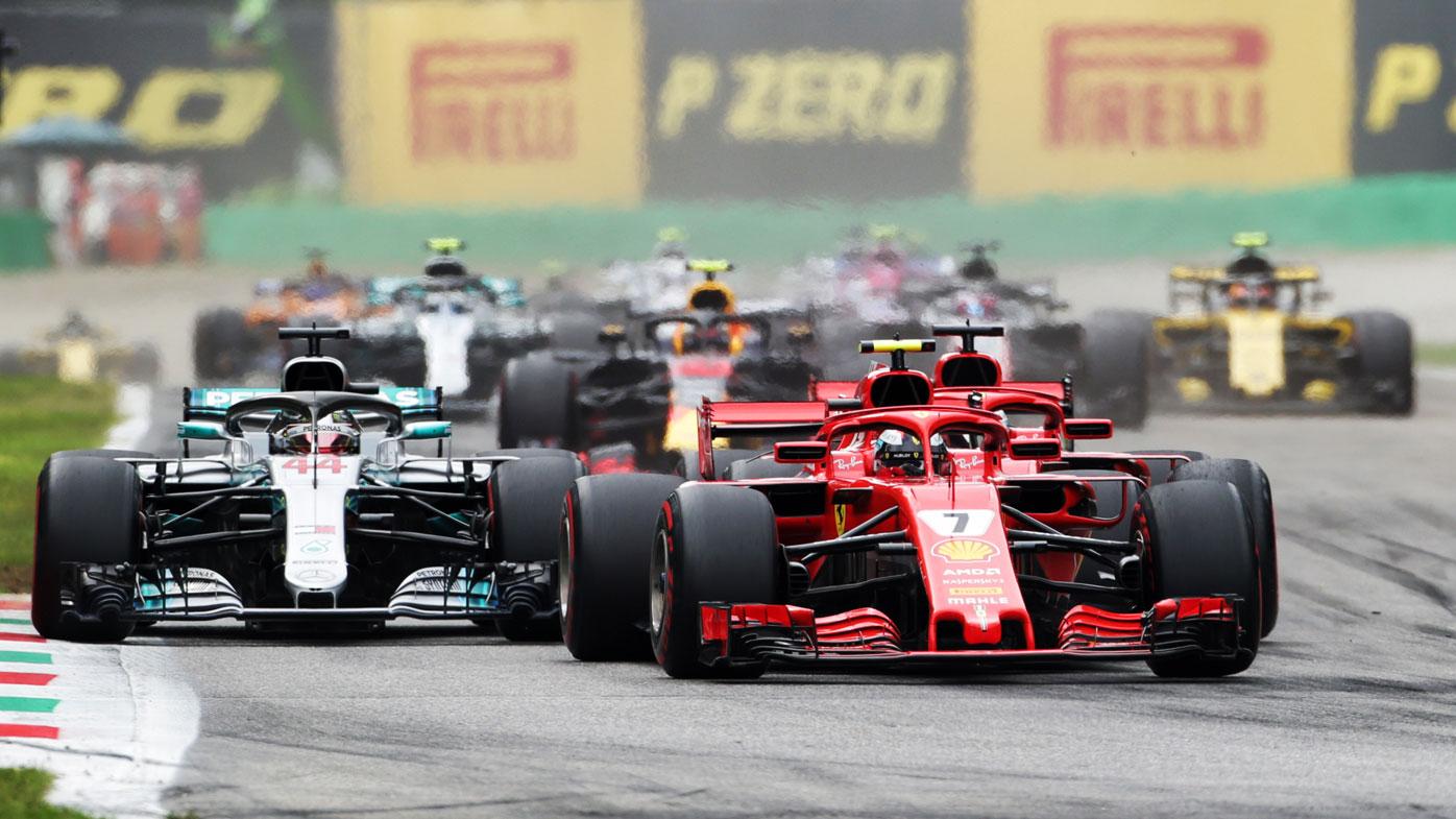 Booing just makes me stronger, Hamilton tells Ferrari fans