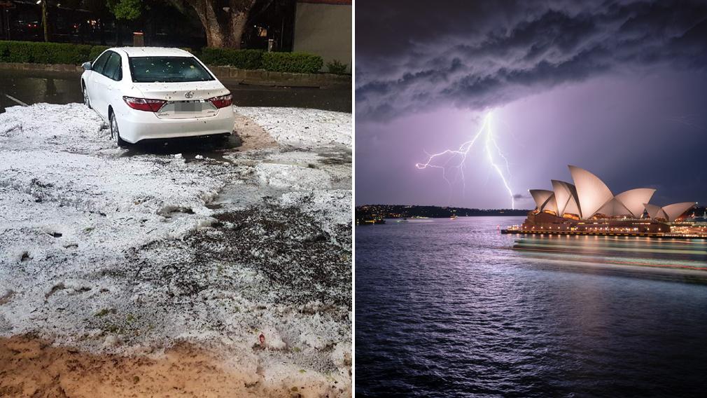 hail storm sydney - photo #35