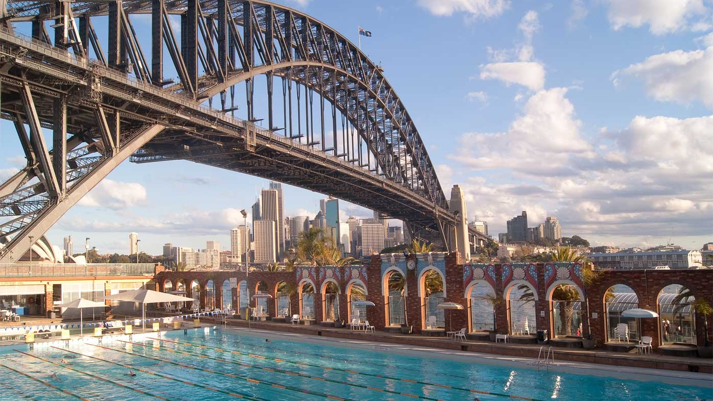 Beat the heat sydney public pools boasting cool water and - Heated public swimming pools sydney ...