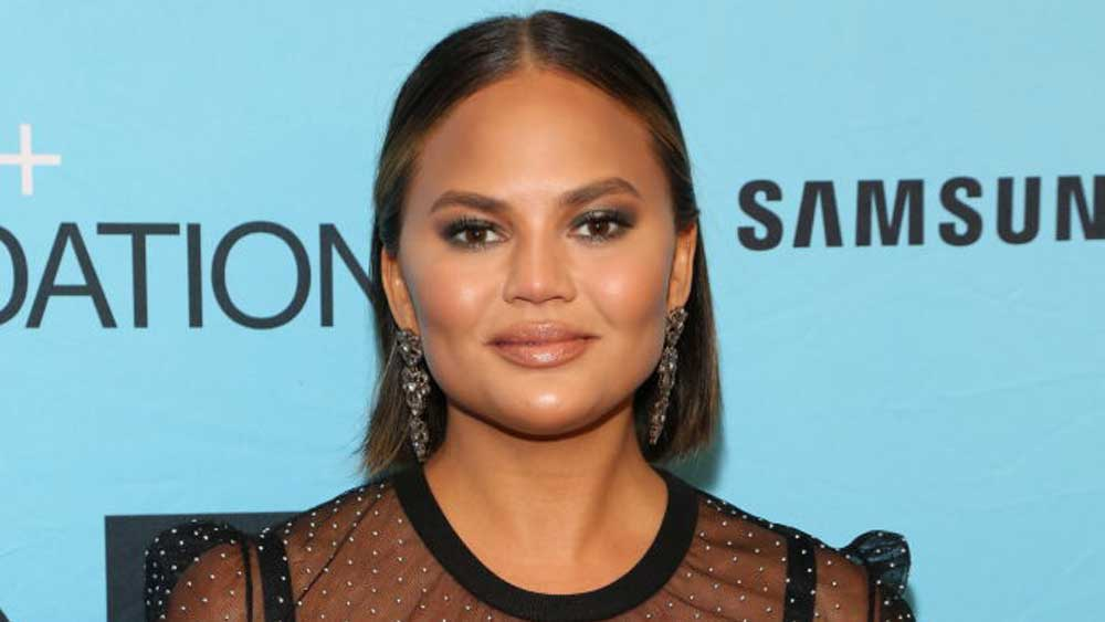 Chrissy Teigen posted a sneak preview of her cookbook and fans got salty