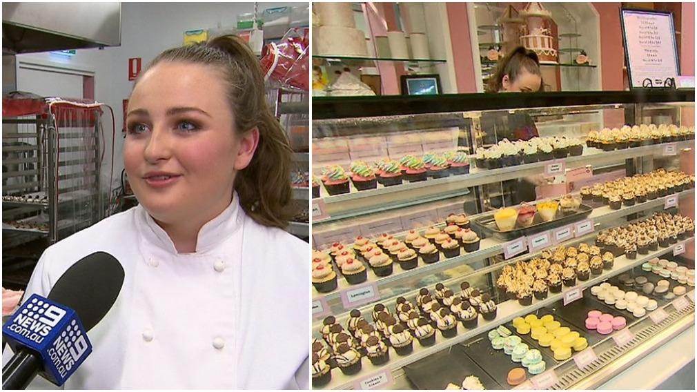 How a 20-year-old is set to make $1.6 million from cupcakes
