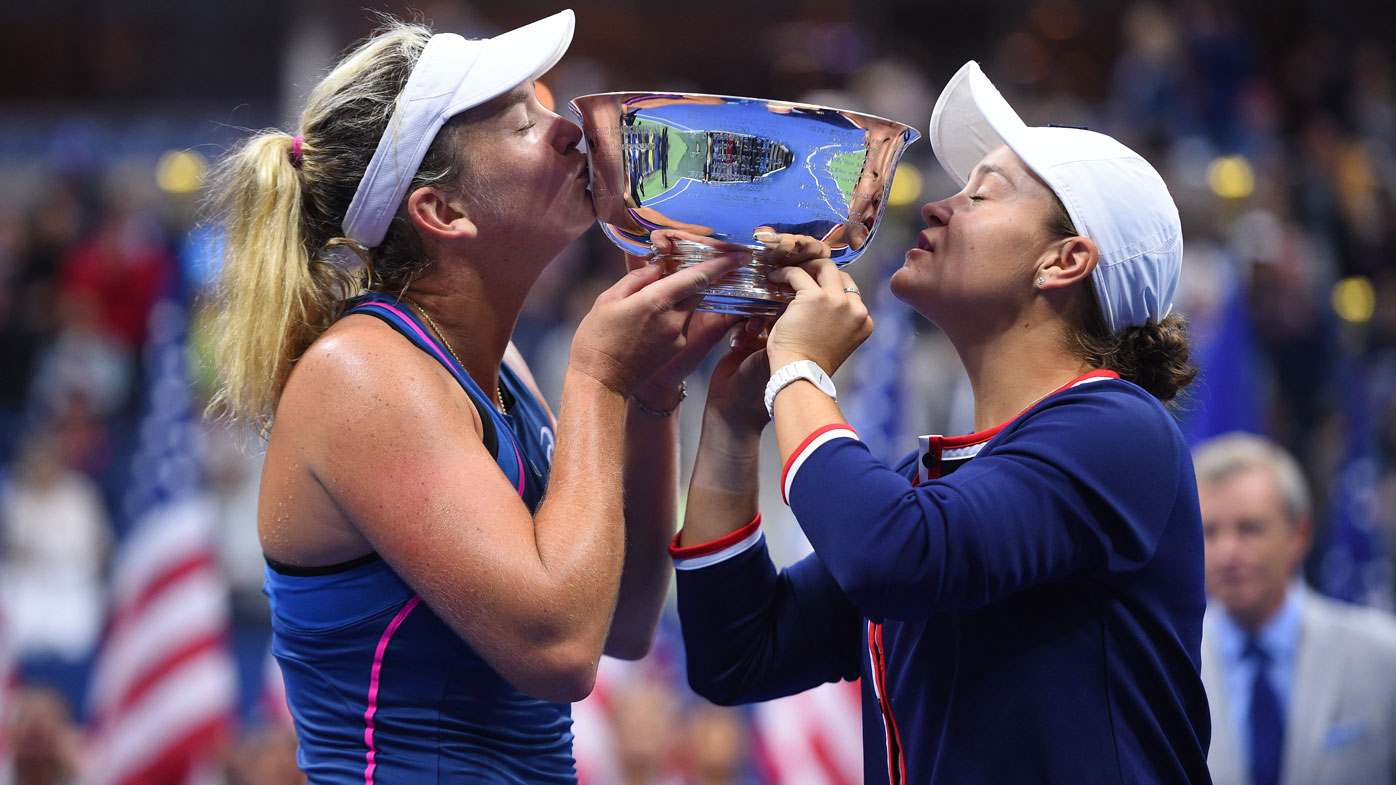 Barty and vandeweghe