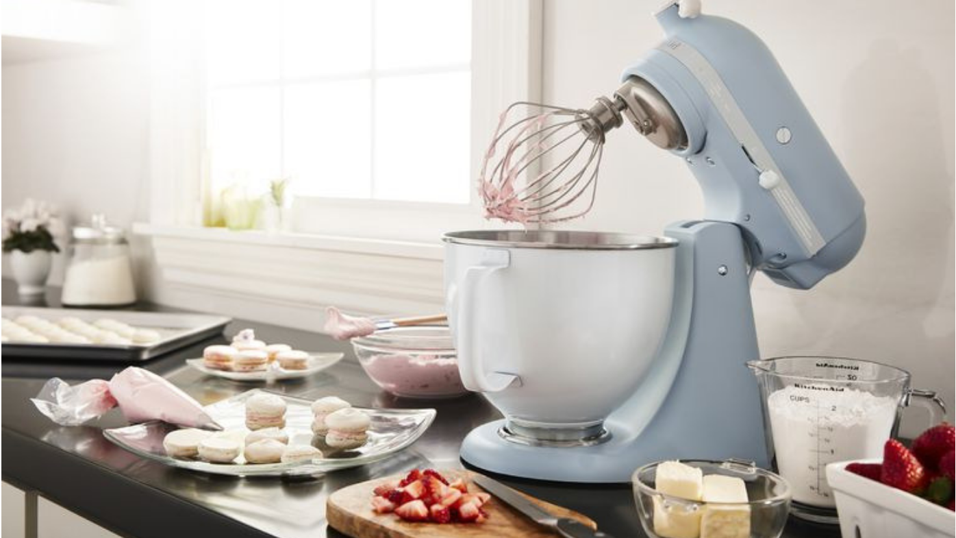 Kitchenaid Announces Limited Edition Stand Mixer For 100th