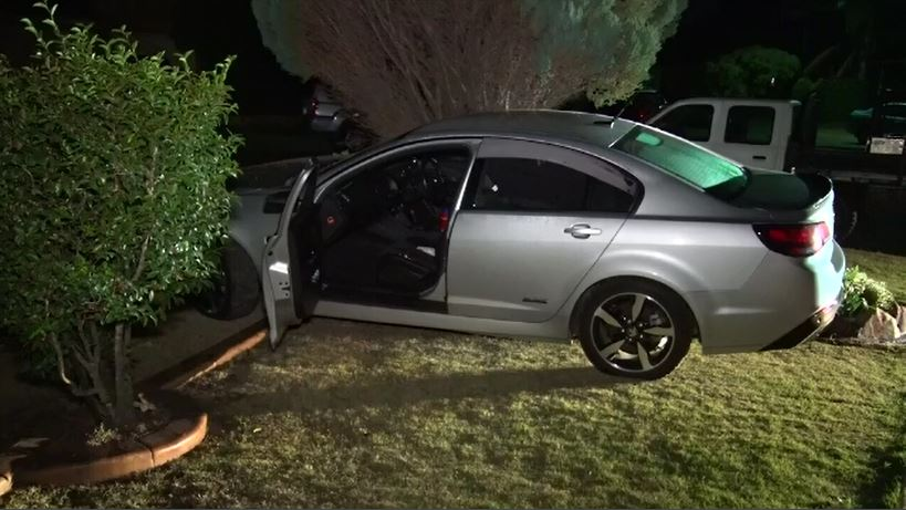 Man led police on pursuit after 'crime spree'