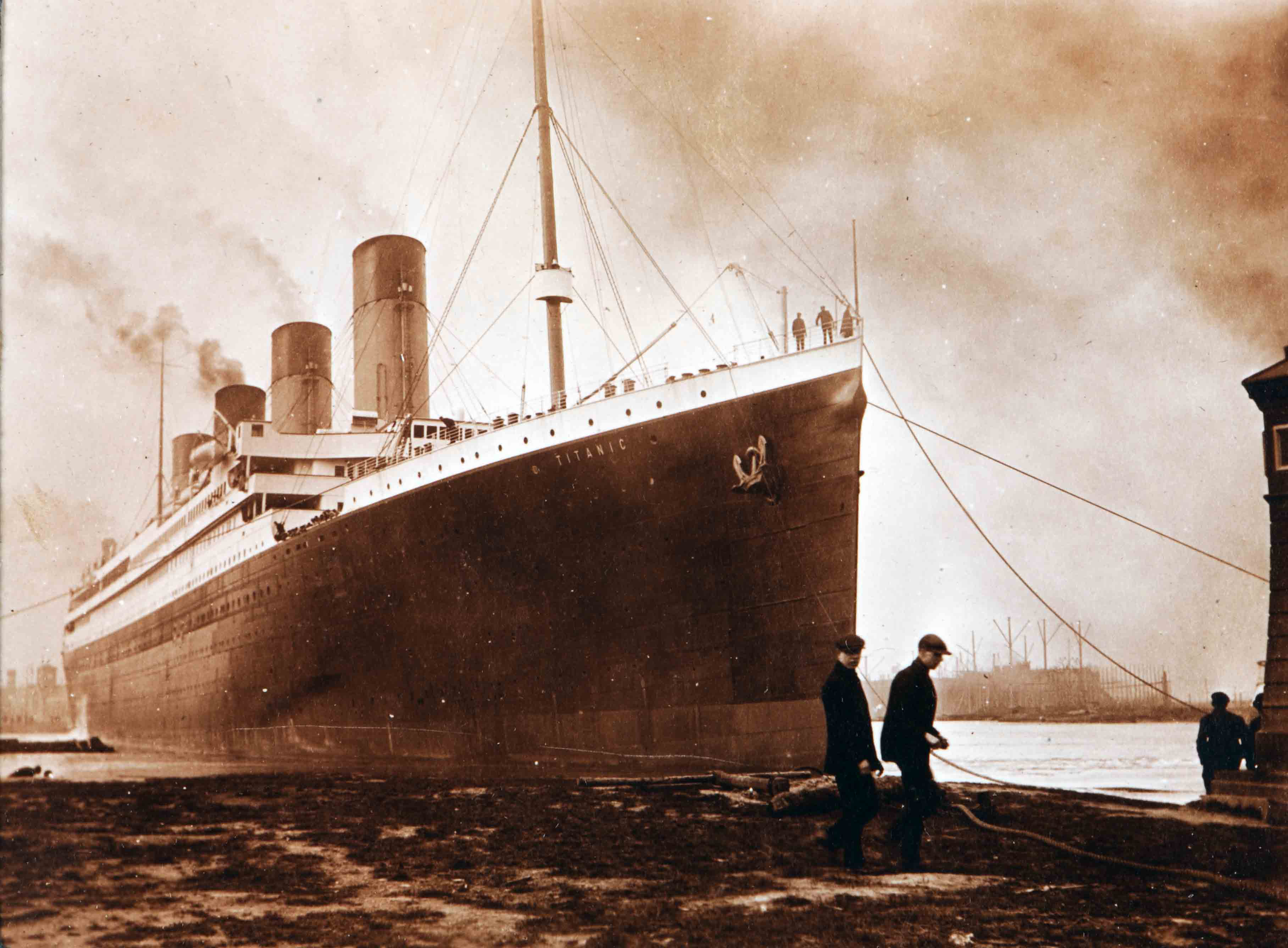 Thousands of items salvaged from the wreck of the RMS Titanic are set to go to auction next month to satisfy bankruptcy debts piled up by the company that owns them.