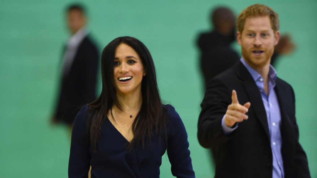 Prince Harry And Meghan Markle Attend Coach Core Awards