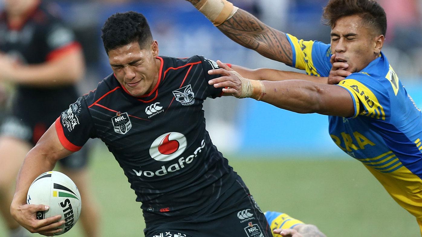 Blake Green heaps praise on Tuivasa-Sheck