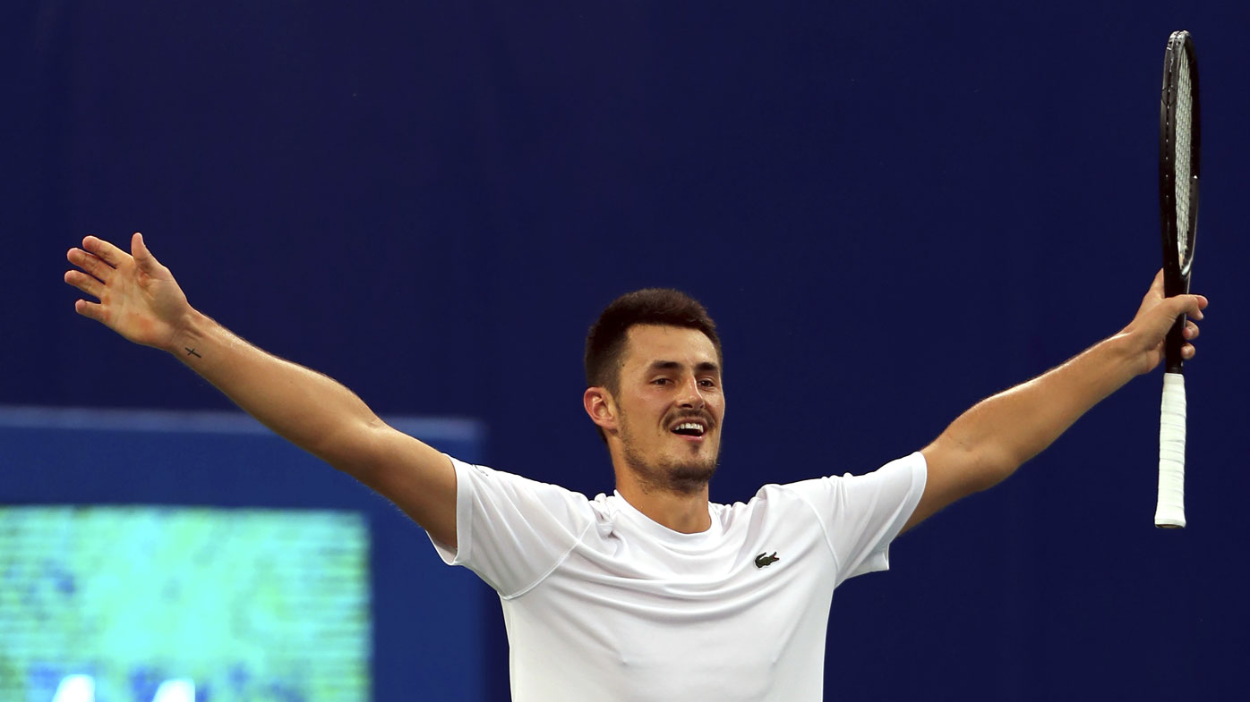 Tomic ends three-year title drought — ATP roundup
