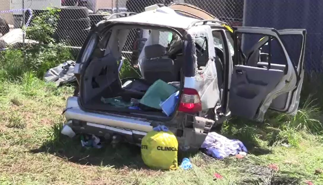 Car Accident Traralgon