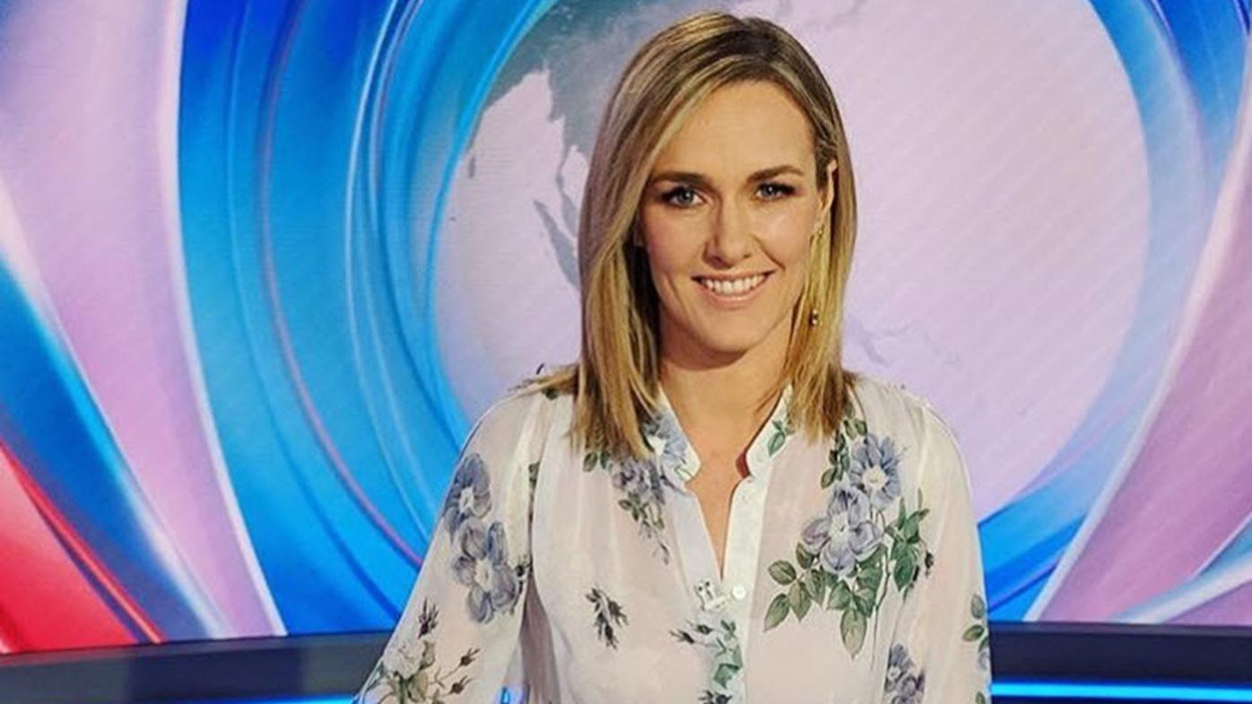 Nine newsreader Alicia Loxley announces third child - 9Honey