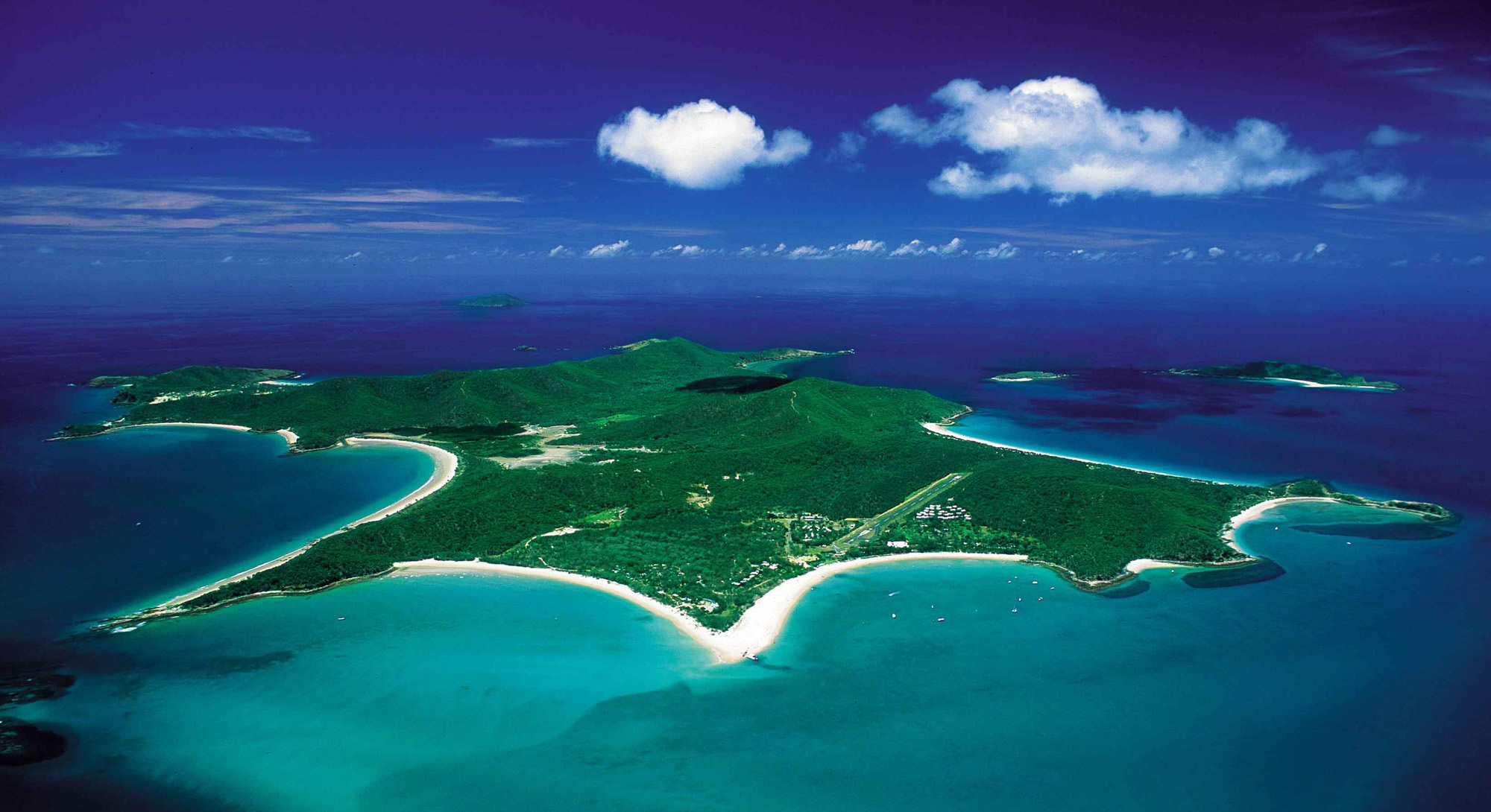 Great Keppel Island: Great Keppel Island Lease Sold To Overseas Investors