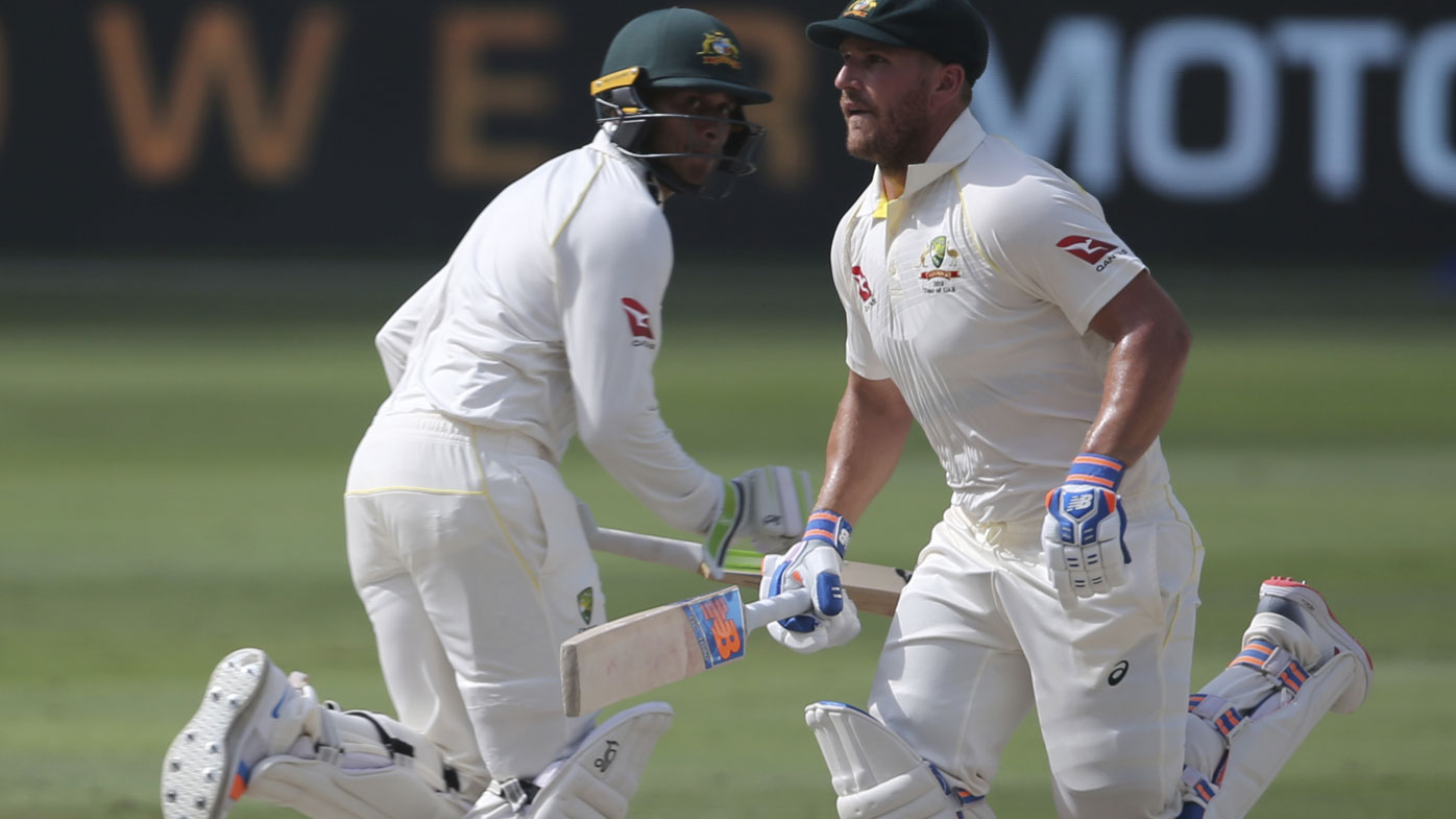 Khawaja scores first Test century in Asia