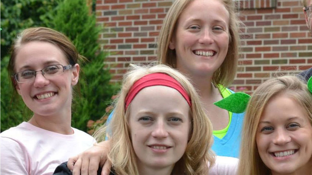 Four sisters killed in limo crash to be laid to rest together