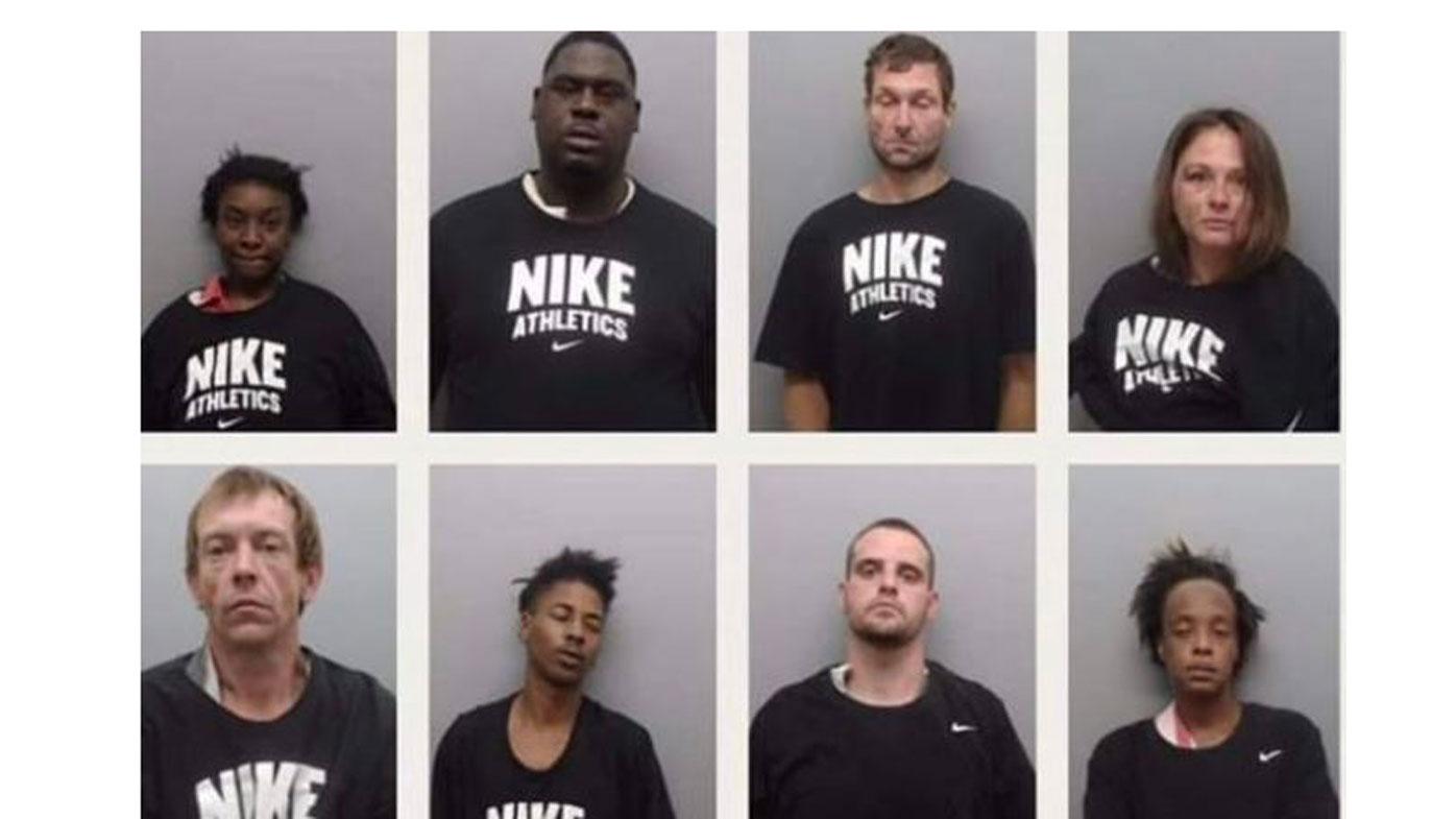 Nike inmates