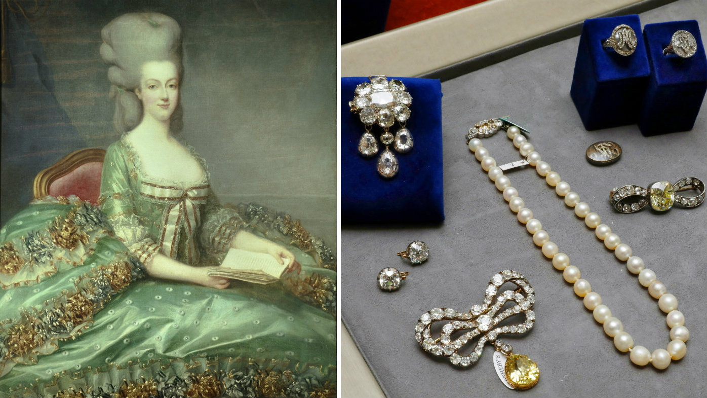 Marie Antoinette S Jewels To Go Up For Auction
