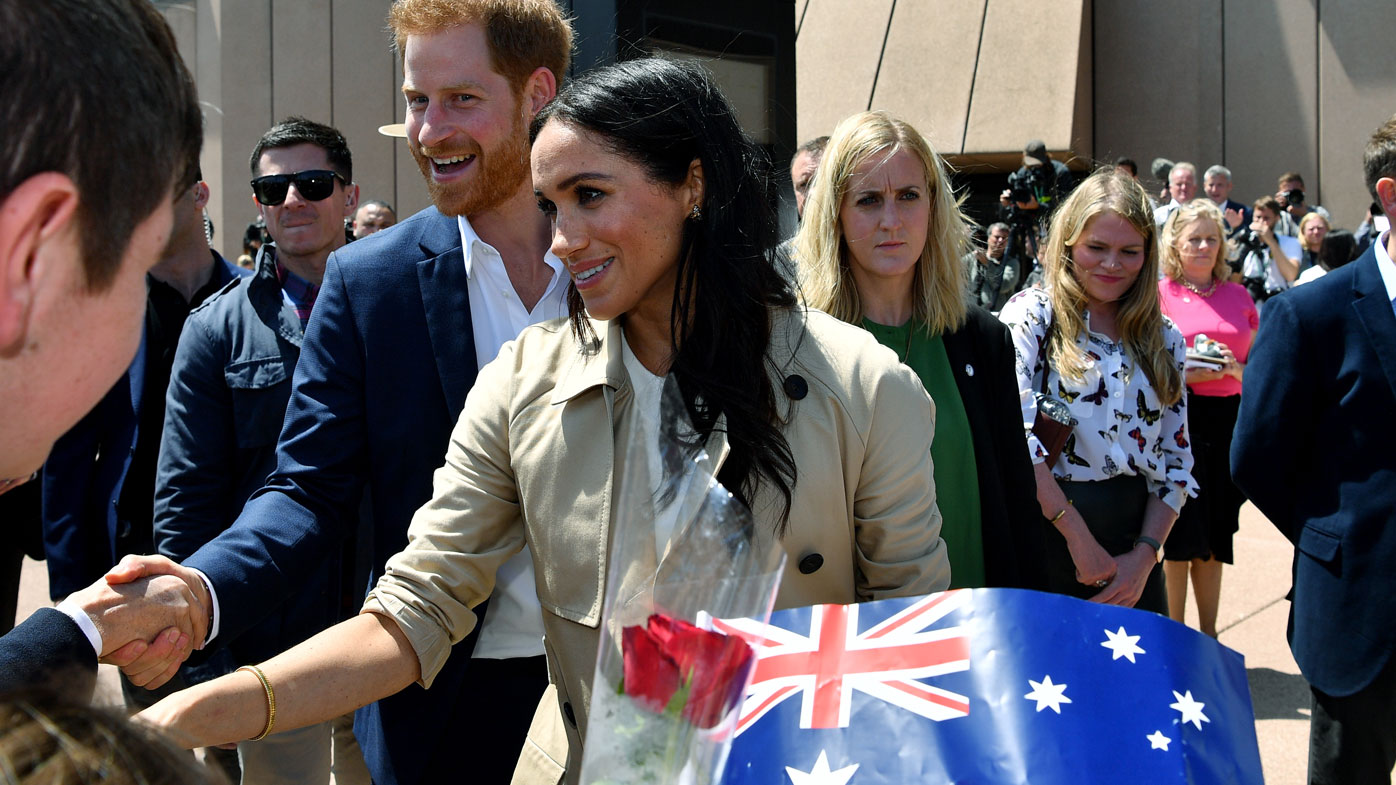 Meghan Markle announces pregnancy in Sydney - Ireland