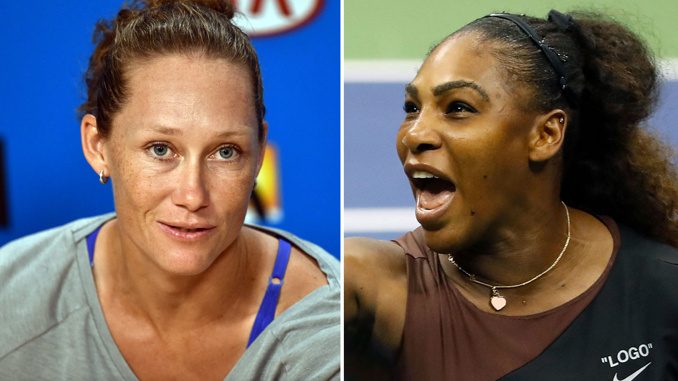Stosur and Williams