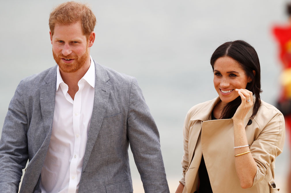Royal couple to help kick off Invictus Games today
