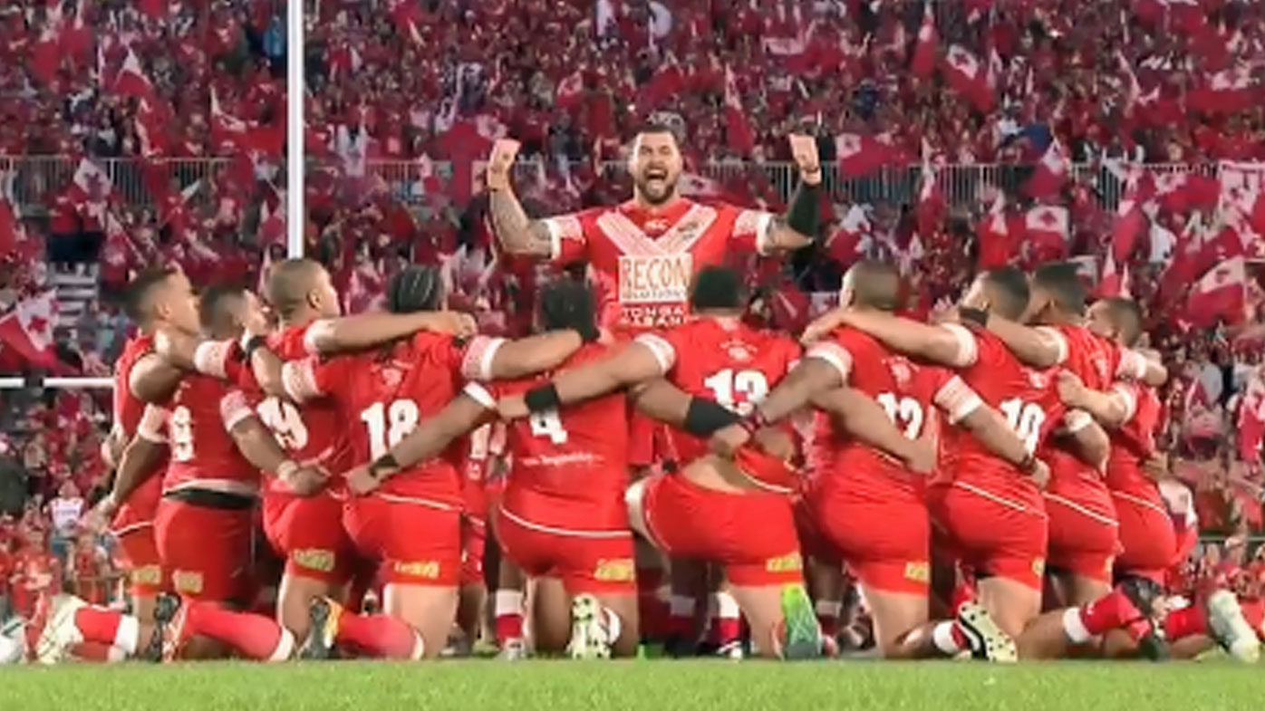 Fifita leads the Tongan war cry