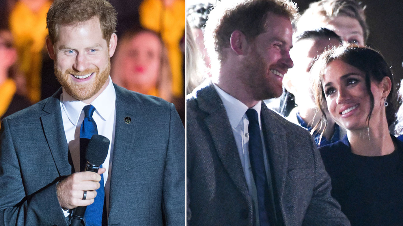 Prince Harry officially opens the Invictus Games