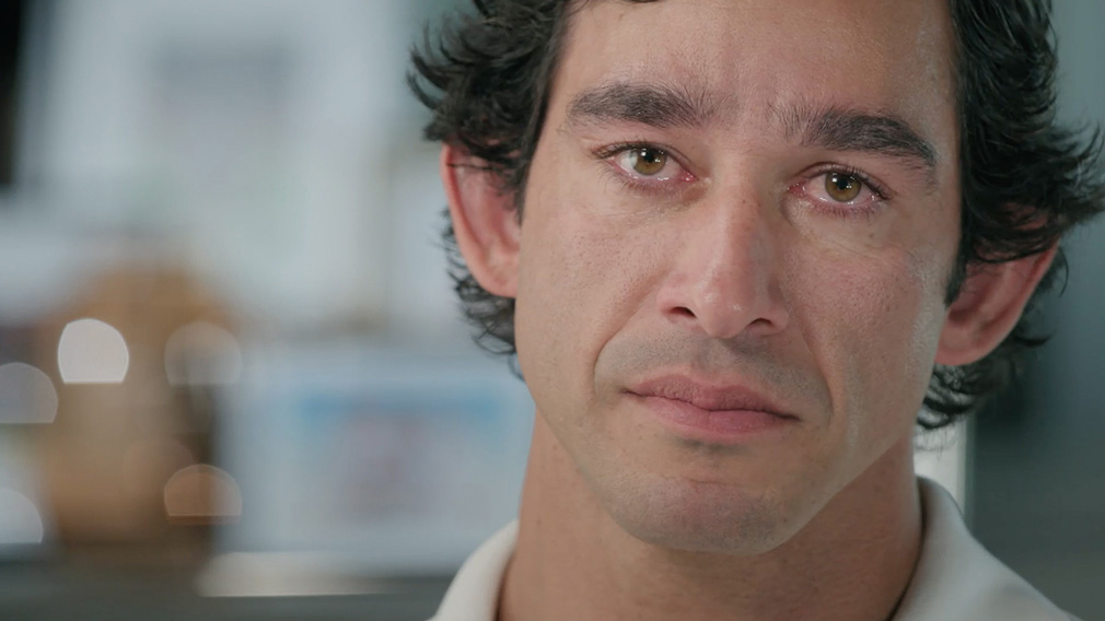 Johnathon Thurston reduced to tears in emotional interview