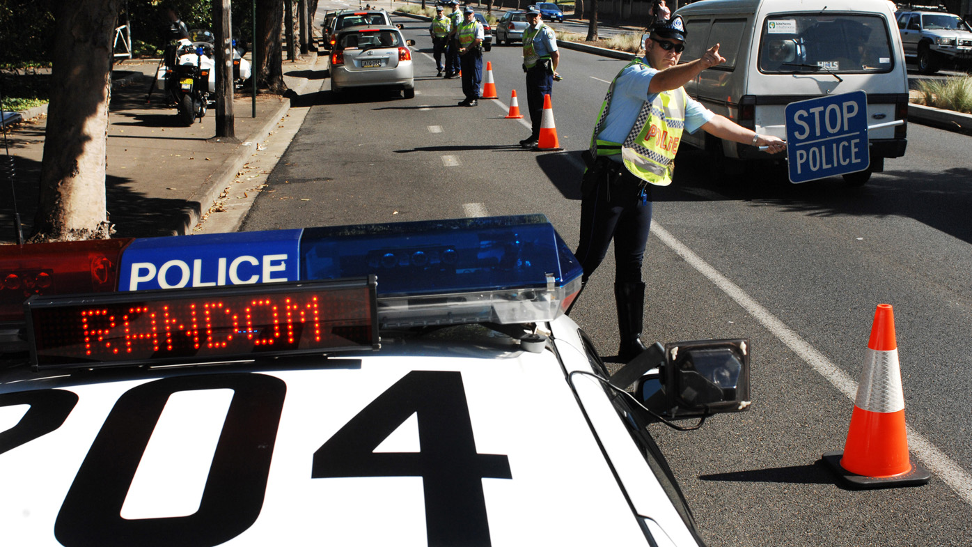 More than 70 drivers caught in Sydney weekend drink-driving blitz