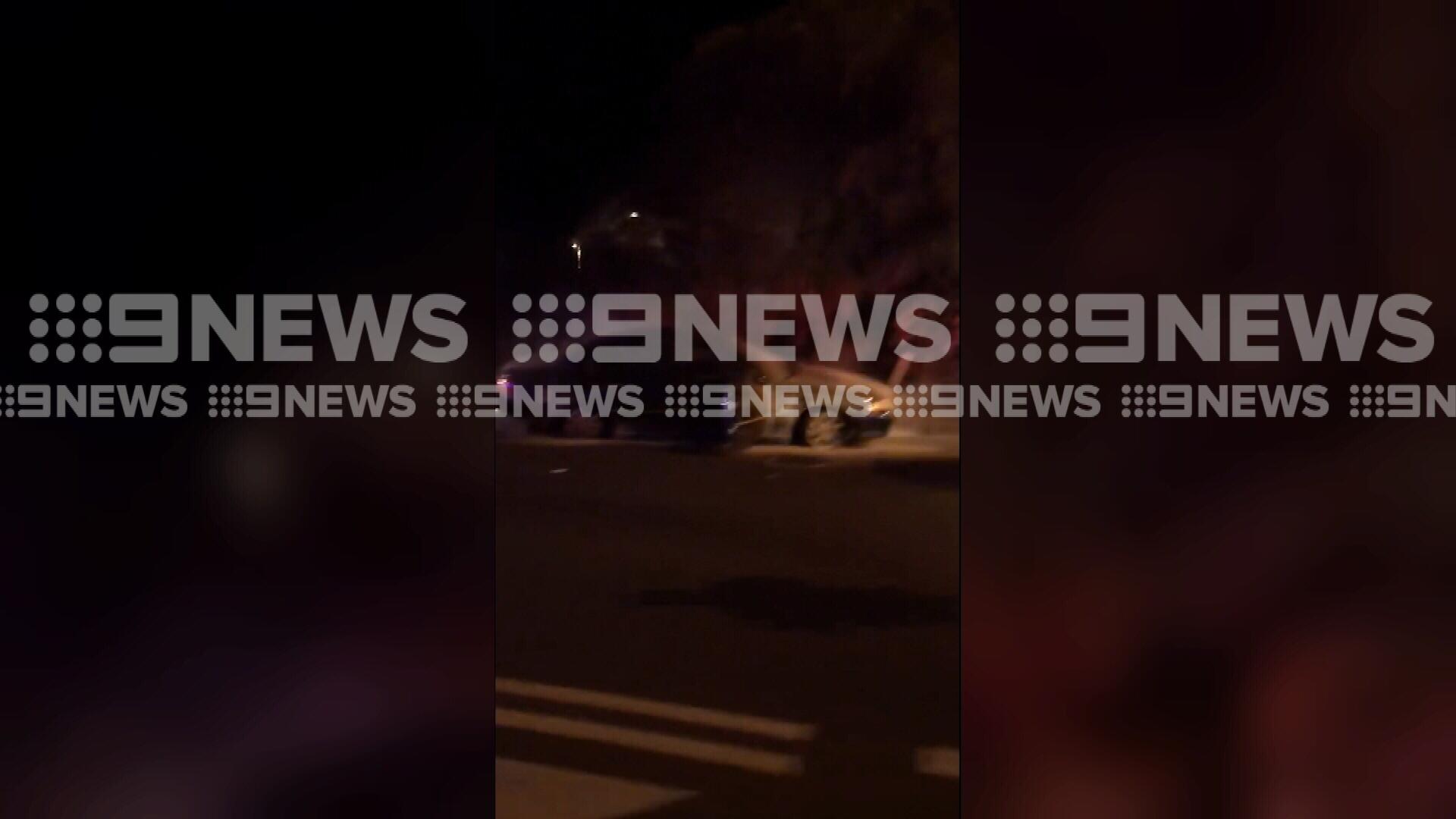Men arrested in 'stolen car' after Melbourne pursuit