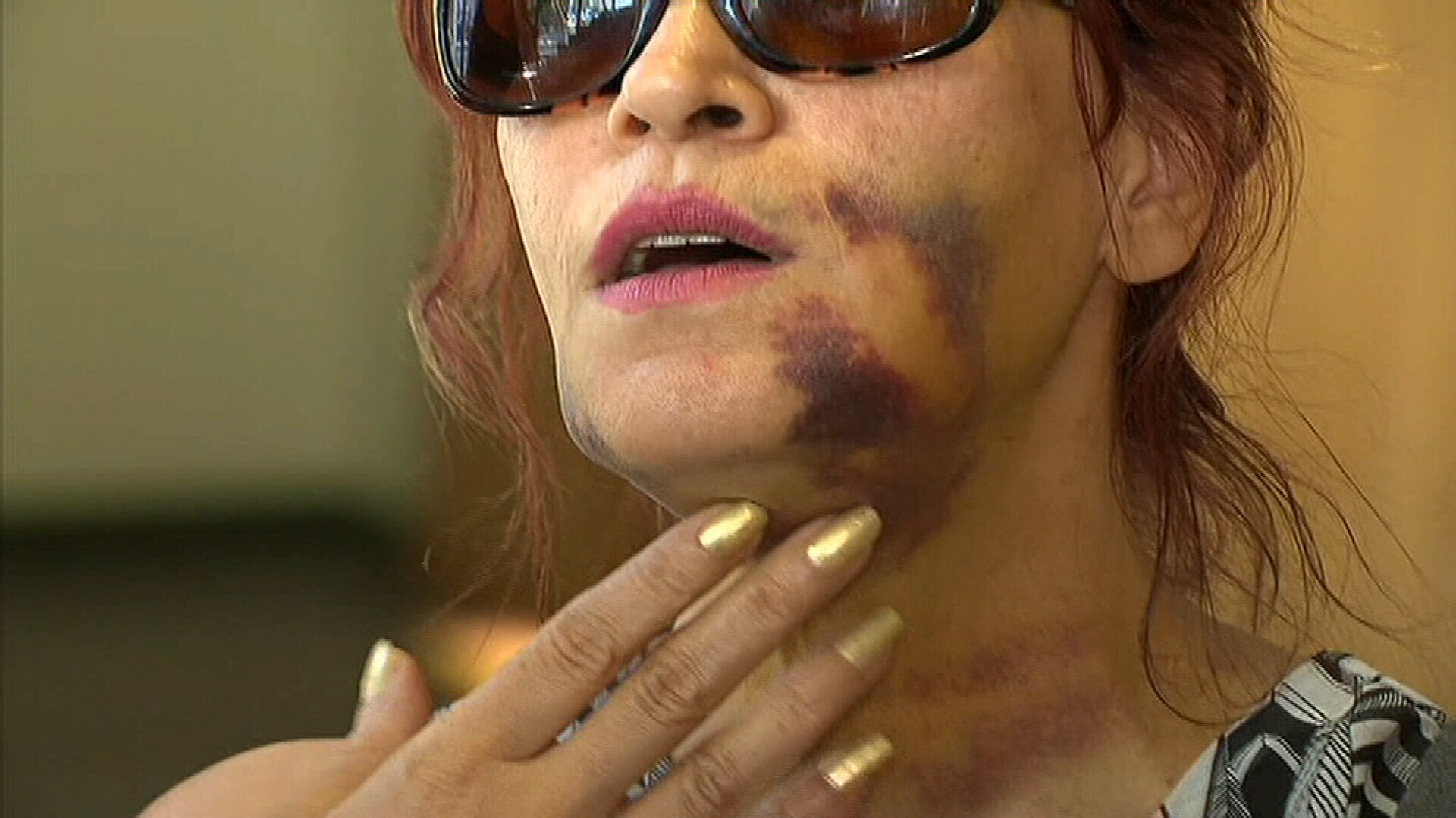 Man charged for alleged grandmother bashing 'over cigarettes'