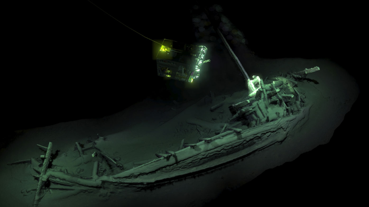 World's oldest intact shipwreck found