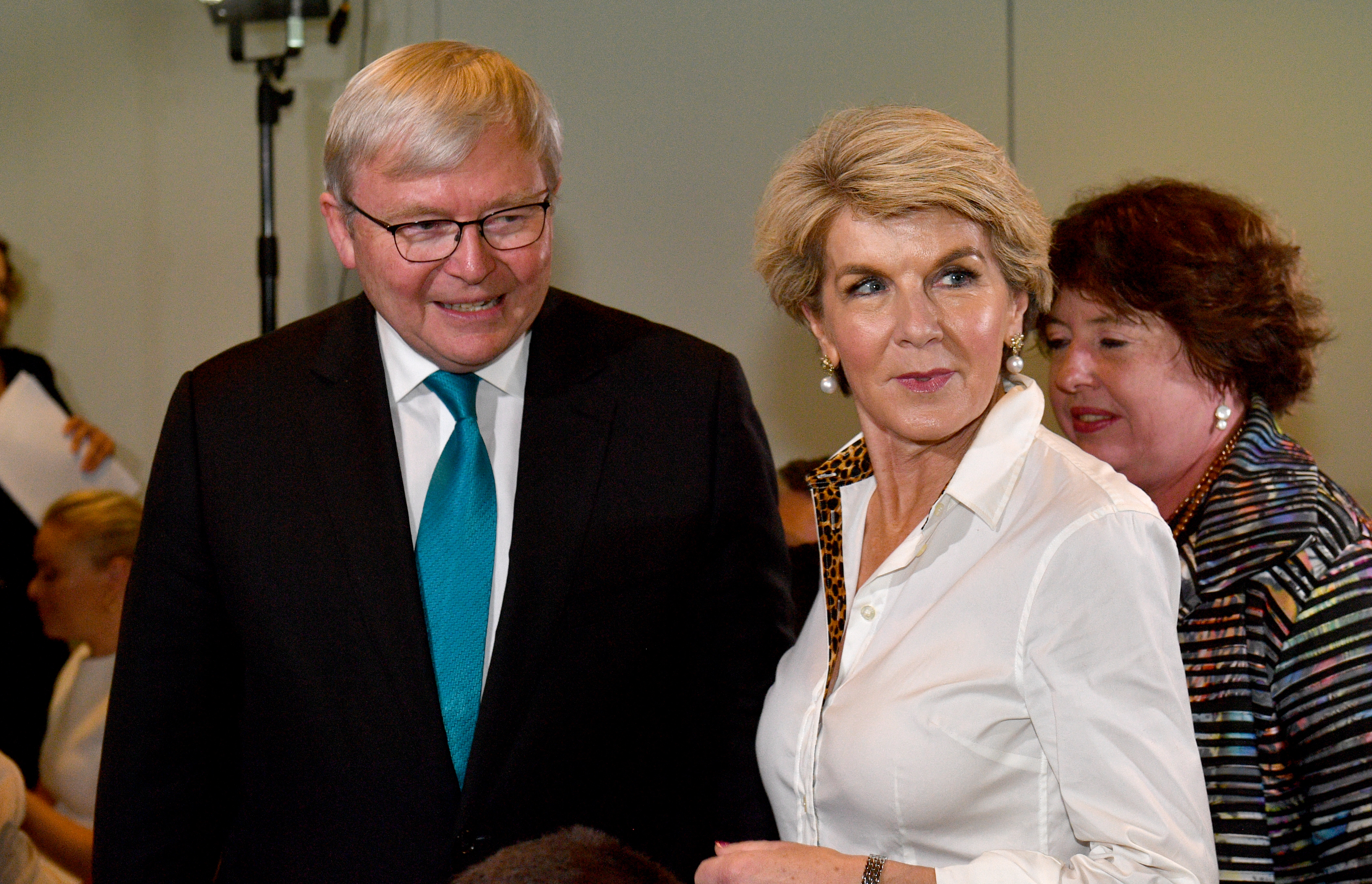 Bishop brushes off claims she breached rules over Jimmy Choos