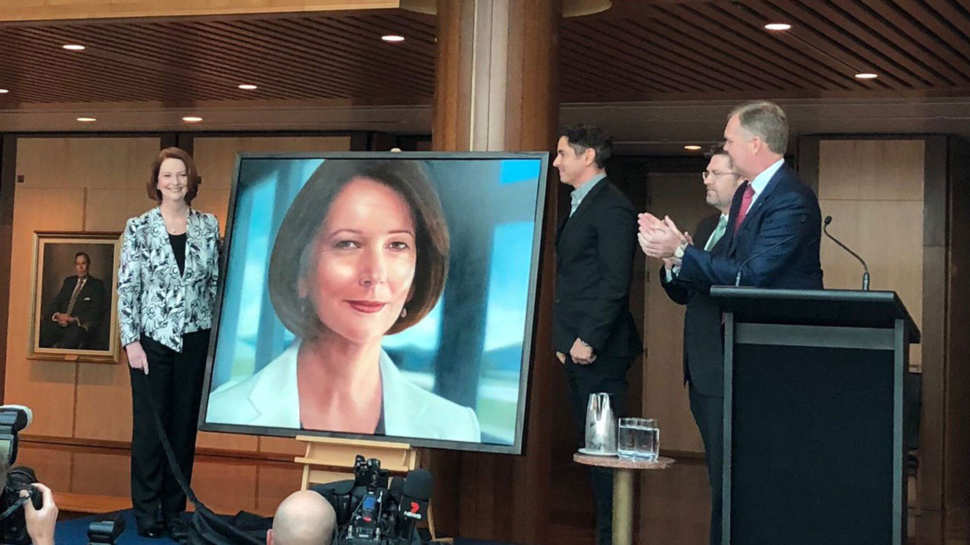 First female Prime Minister has portrait revealed