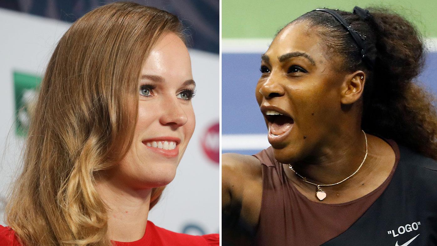 Wozniacki and Williams
