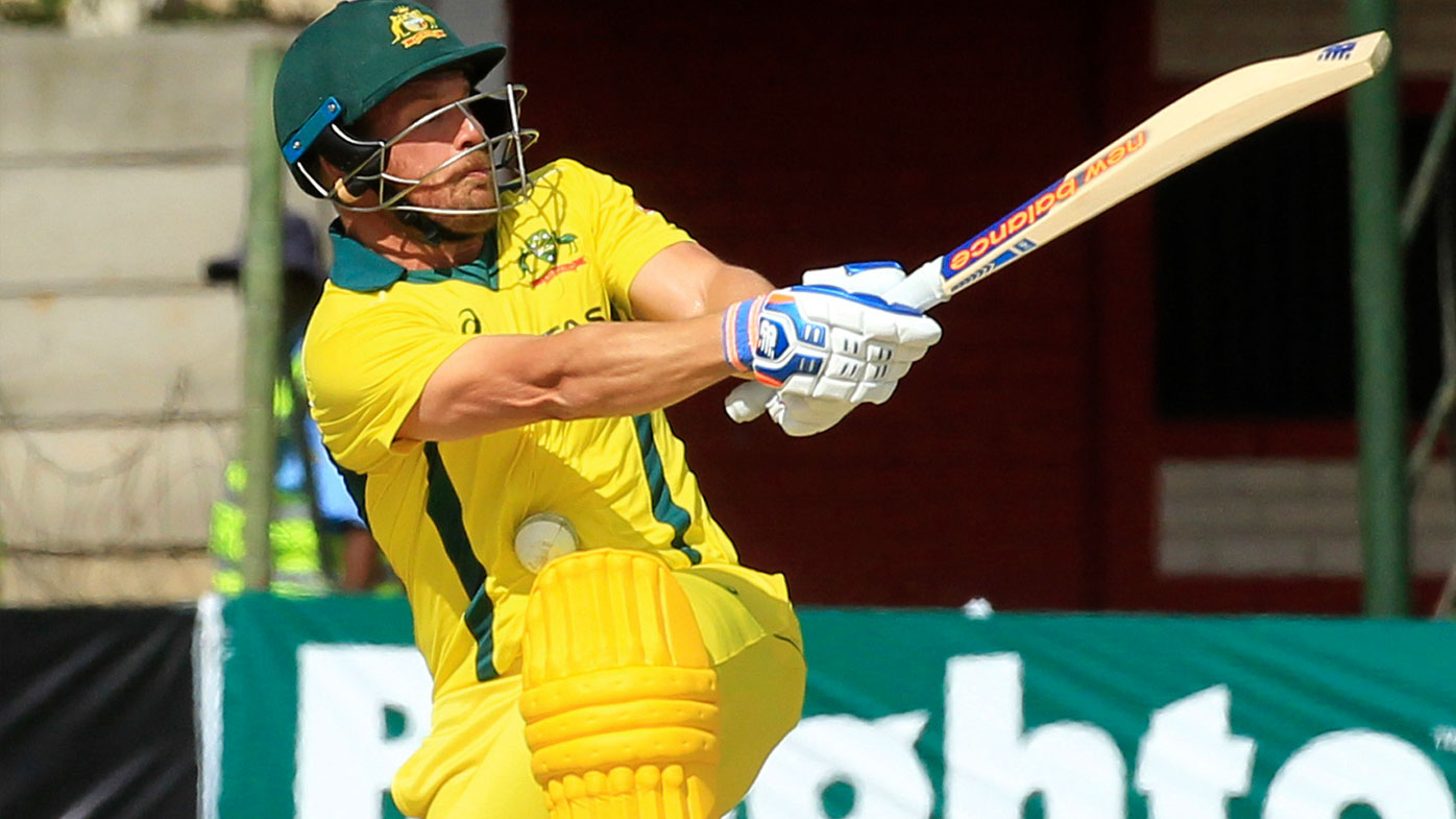 Aaron Finch named Australia ODI captain for South Africa series