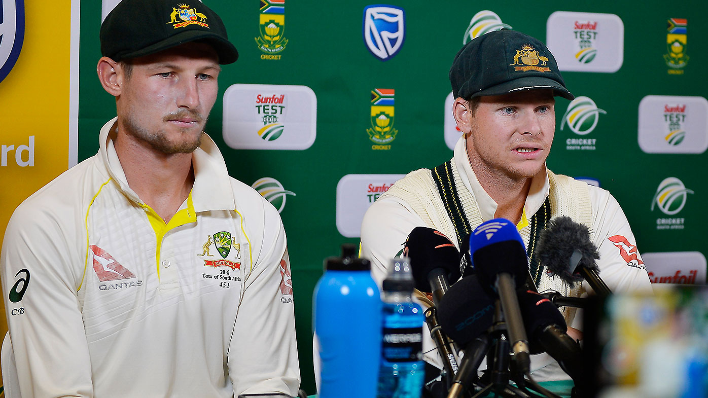 CA chairman confirms Warner, Smith and Bancroft's ban stands