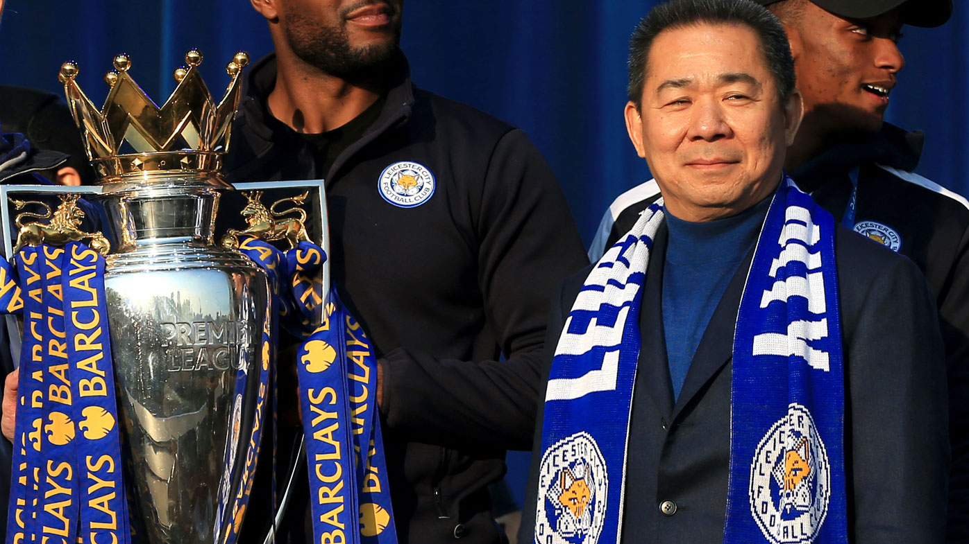 Helicopter Of Leicester City Owners Crashes Outside The King Power Stadium Following Draw With West Ham United