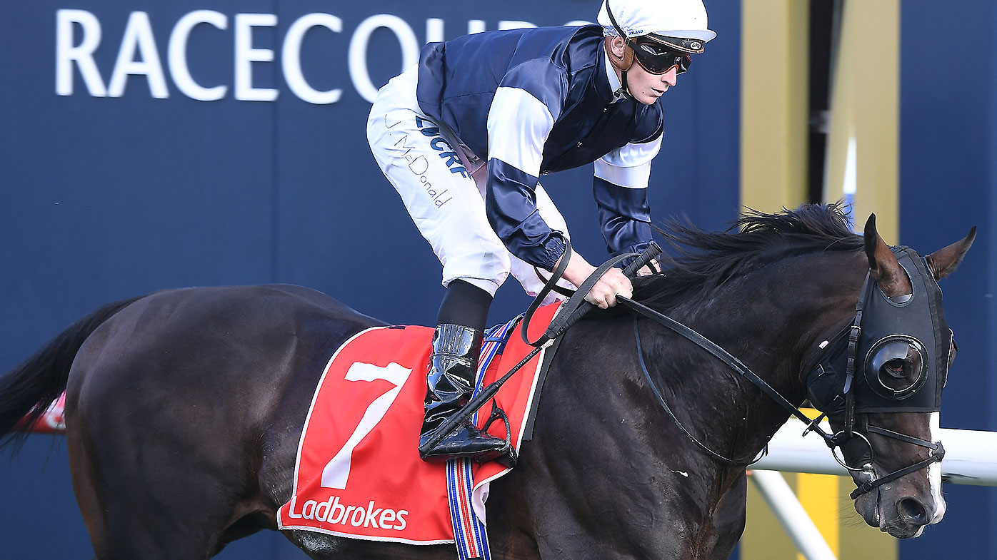 Foreign raiders set sights on Australia's Melbourne Cup