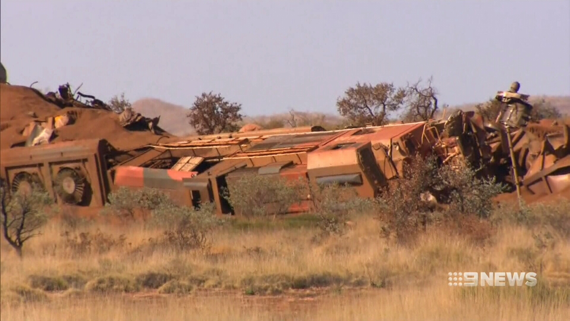 BHP Billiton train derailment: Runaway carriages could cost $50m in