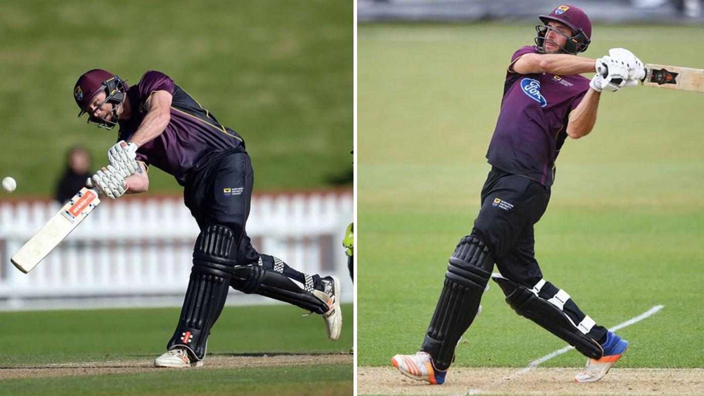 Kiwi batsmen set record