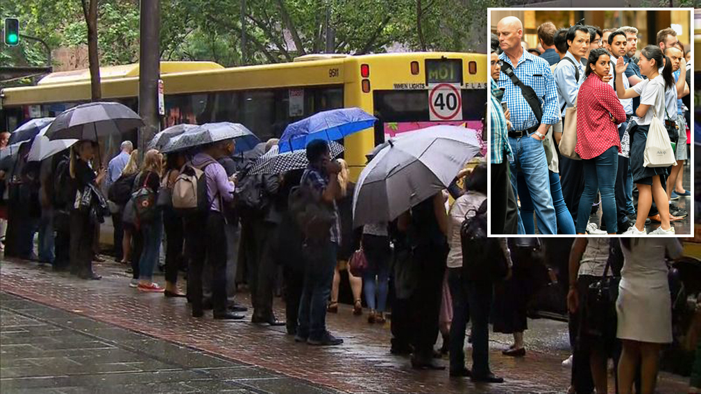 More commuter chaos for Sydney Hillsbus commuters