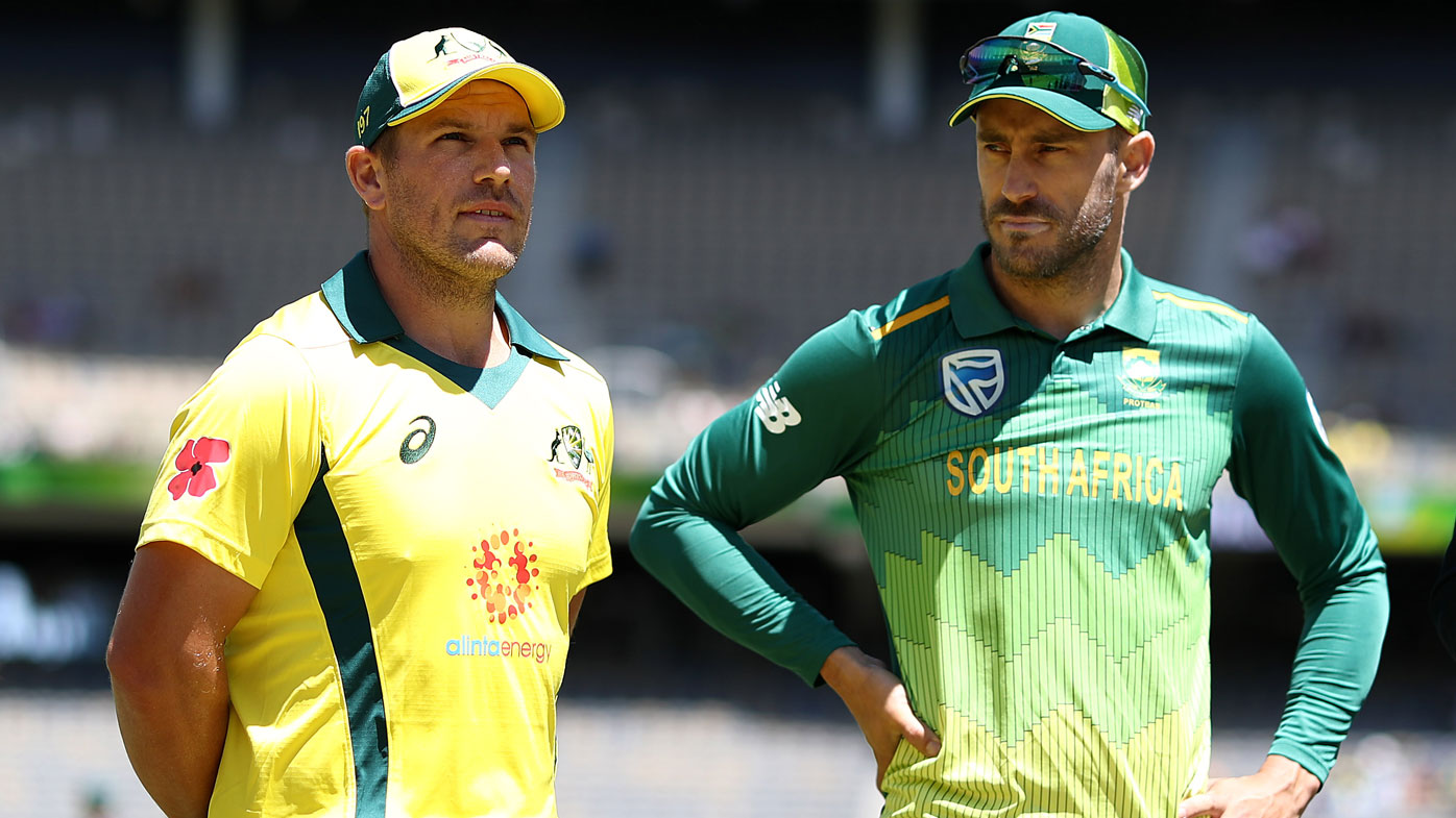 Australia fight back to level series against South Africa