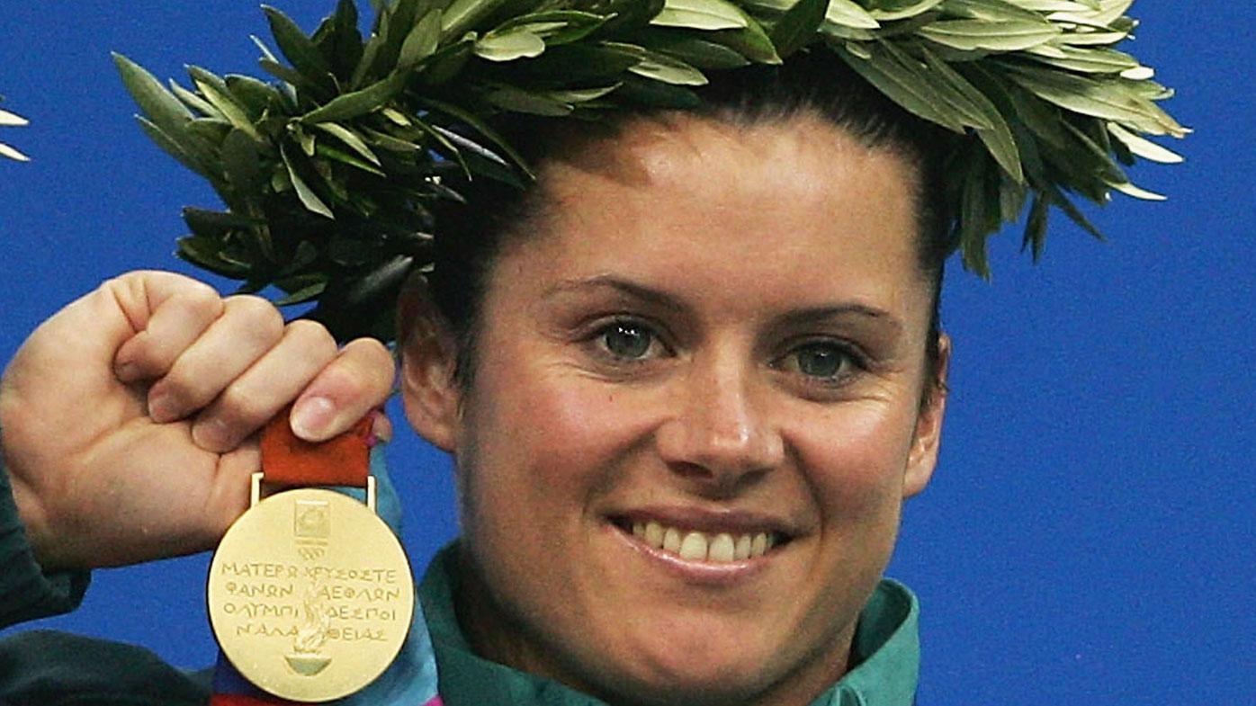 Former Australian gold medallist sentenced to prison