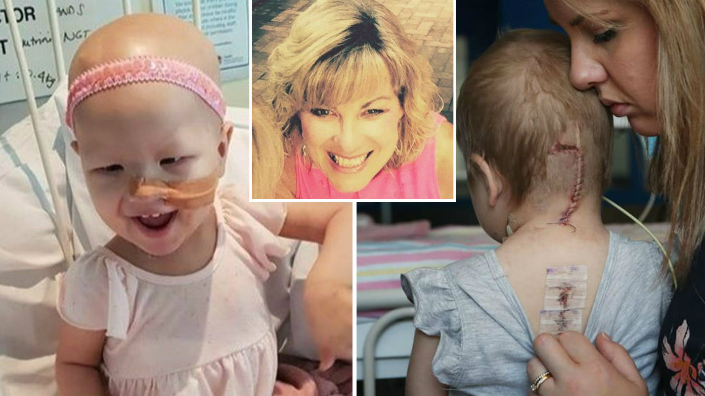 Cancer sufferer to shave head to raise funds for dying toddler
