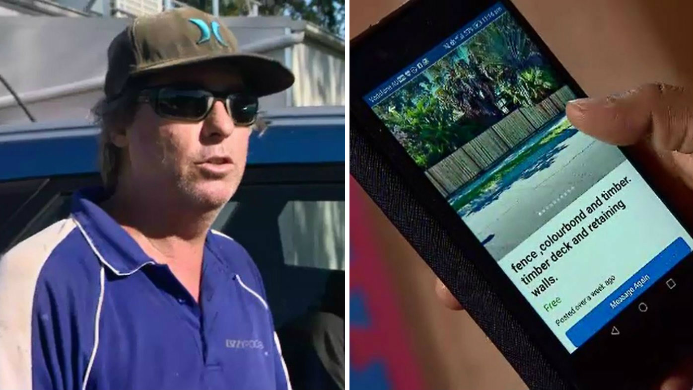 'All we got was a hole': Unlicensed tradies flying under the radar