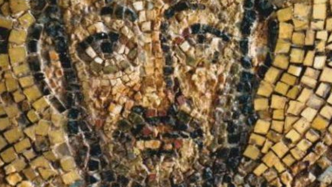Art's 'Indiana Jones' recovers ancient mosaic