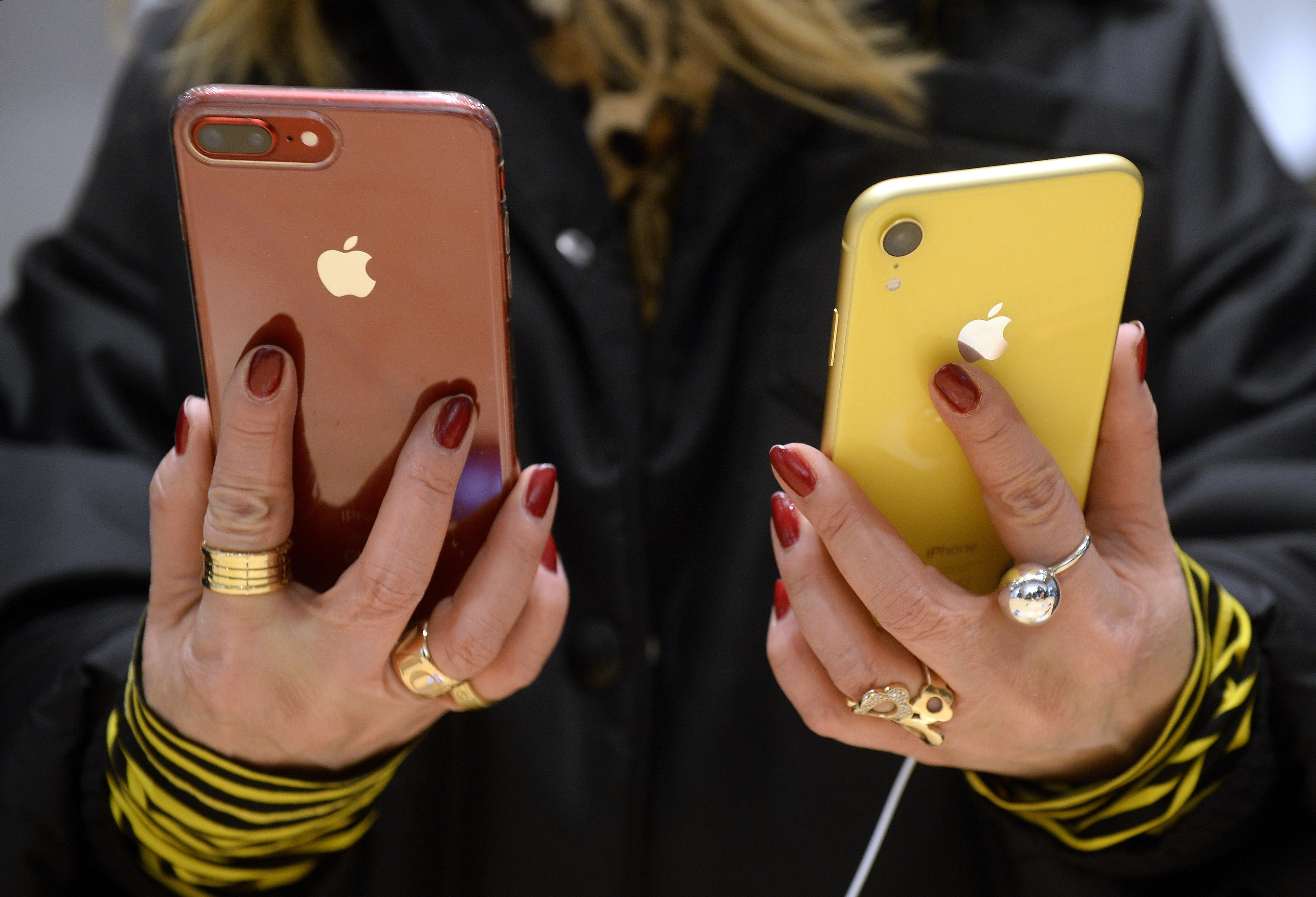 Apple has reportedly cut production orders in recent weeks for all three iPhone models launched in September.