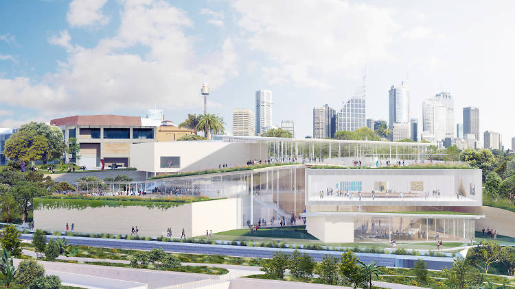 $344m Art Gallery of NSW revamp given green light