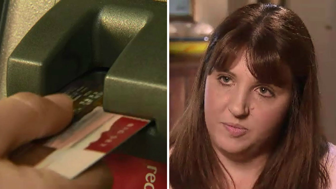 Identity theft leaves mum 'scared to go outside'