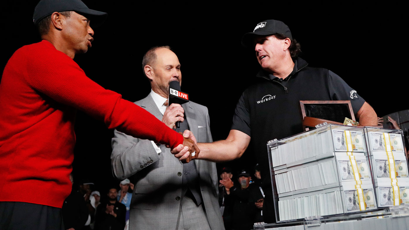 Tiger and Phil