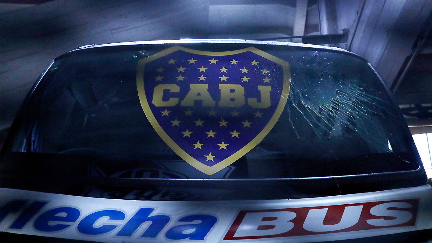River Vs Boca Juniors Postponed After Players Attacked With Tear Gas