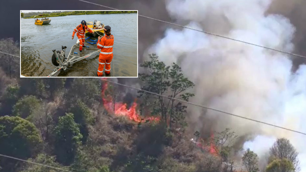 qld fires - photo #41